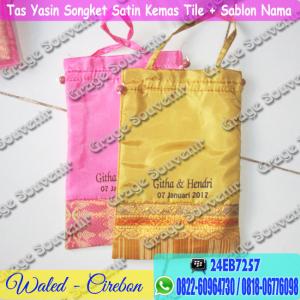 Grosir Souvenir Cirebon Tas yasin